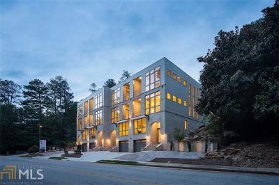 Roswell Condo/Townhouse New: 172 Oxbo Rd
