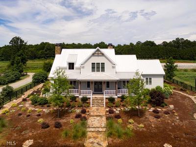 Fulton County Single Family Home New: 10539 Serenbe Lane #138