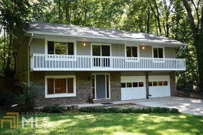Bremen Single Family Home Under Contract: 44 Cardinal Ln
