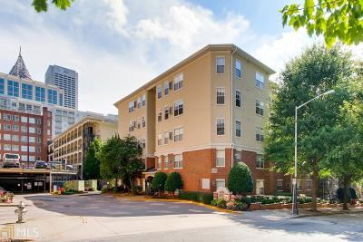 Atlanta Condo/Townhouse New: 800 Peachtree St #1002