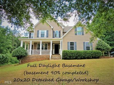 McDonough Single Family Home New: 408 Appling Way