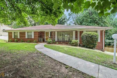 Atlanta Single Family Home New: 374 Peyton Rd