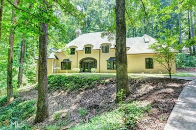 Fulton County Single Family Home New: 410 Huntcliff Green