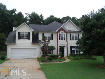 Covington Single Family Home Back On Market: 65 Winchester Dr