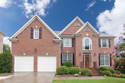 Alpharetta Single Family Home New: 11968 Thornbury Vw #82