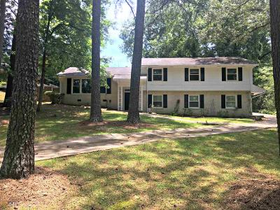 Atlanta Single Family Home New: 1066 Veltre