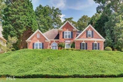Alpharetta Single Family Home New: 12205 Stevens Creek Dr