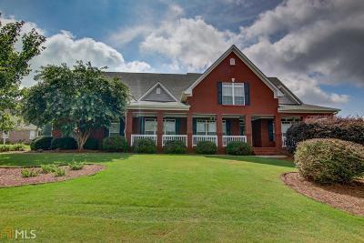 Loganville Single Family Home New: 205 Cedar Crest Ln