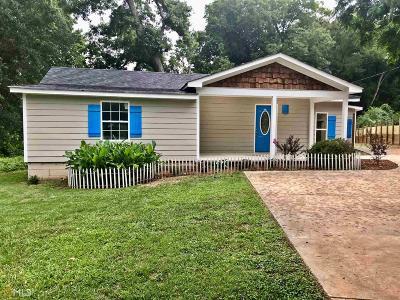 Atlanta Single Family Home New: 2164 SE Bouldercrest Rd