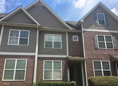 Clayton County Condo/Townhouse New: 993 Astor Ave