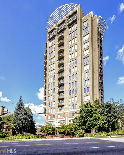 The Peachtree Residences Condo/Townhouse For Sale: 2626 NW Peachtree Rd #205