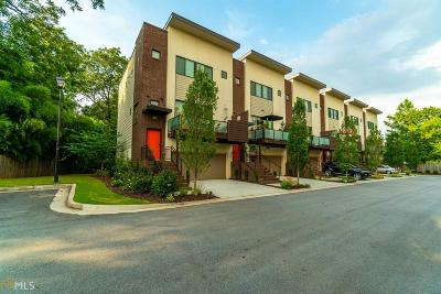 Atlanta Condo/Townhouse New: 1310 Axis Cir #1