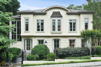 Atlanta Single Family Home New: 4261 Olde Mill Ln