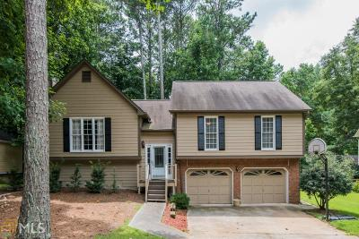 Cobb County Single Family Home New: 4779 Deer Chase