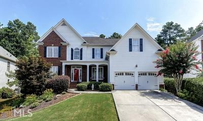 Marietta Single Family Home New: 1663 Millhouse Landing