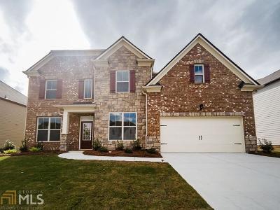 Buford Single Family Home New: 4389 Mantova Dr