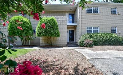 Atlanta Condo/Townhouse New: 311 Peachtree Hills Ave #11B