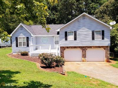 Acworth Single Family Home New: 1590 Cumberland Trce