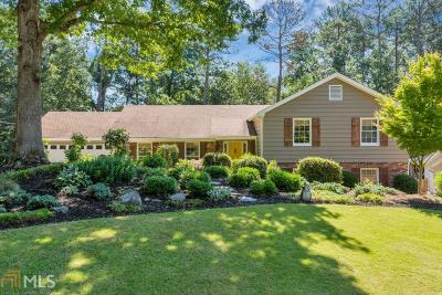 Fulton County Single Family Home New: 275 Stone Mill Trl