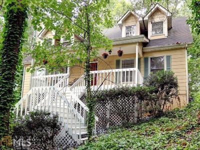 Woodstock Single Family Home New: 408 Vivian Way