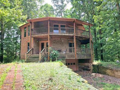 Hiawassee Single Family Home For Sale: 1900 Long Ridge Rd