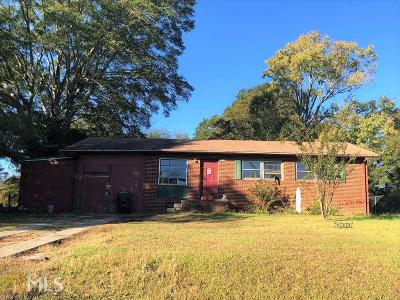 Elberton GA Single Family Home For Sale: $59,900
