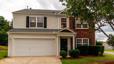 Canton Single Family Home New: 150 Holly Mill Village Dr