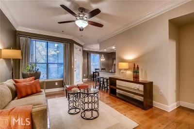 Peachtree Place Condo/Townhouse Under Contract: 3777 Peachtree Rd #1013