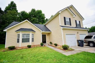 Fairburn Single Family Home New: 530 Cherry Branch Ln