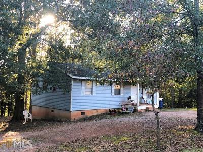 Elbert County, Franklin County, Hart County Single Family Home For Sale: 2254 Monroe Dunn Rd