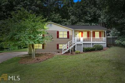 Canton Single Family Home New: 2840 Mountain Brook Road