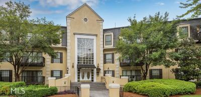 Atlanta Condo/Townhouse New: 4112 Pine Heights Dr #4112