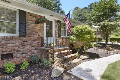 Marietta Single Family Home New: 2206 Lower Roswell