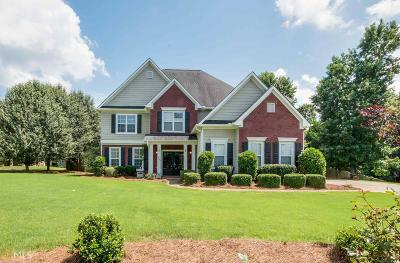 Buford Single Family Home New: 4969 Weatherstone Dr