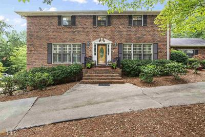 Cartersville Single Family Home For Sale: 104 Maple Dr