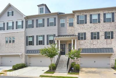 Alpharetta GA Condo/Townhouse New: $489,900