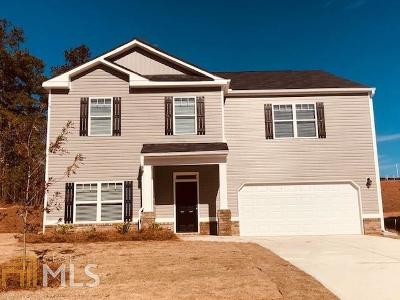 Winder Single Family Home For Sale: 1991 Roxey Ln