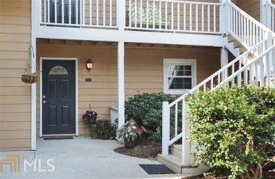 Cobb County Condo/Townhouse New: 4120 Riverlook Pkwy #205
