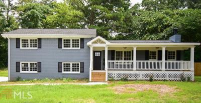 Marietta Single Family Home New: 3531 Ebenezer Court Court