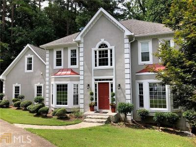 Kennesaw Single Family Home New: 412 Laurian Way NW