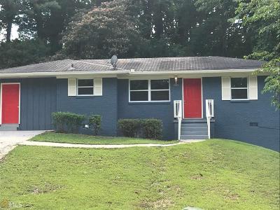 Atlanta Single Family Home New: 3093 SW Empire Blvd