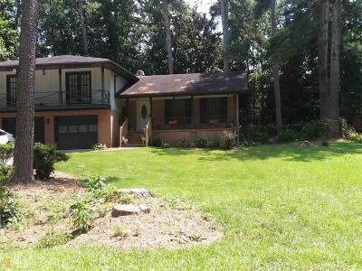 Clayton County Single Family Home New: 1618 Cheryl Leigh Dr