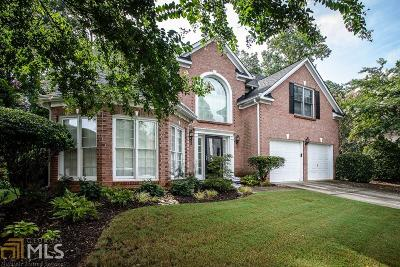 Smyrna Single Family Home New: 3313 Hidden Trail Road