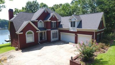 Milledgeville, Sparta, Eatonton Single Family Home New: 108 Shoreline Court