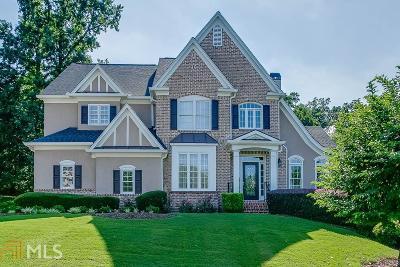 Gwinnett County Single Family Home New: 6300 Mountain Ridge Way