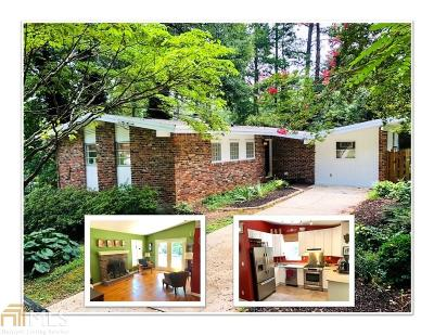 Dekalb County Single Family Home New: 2485 Wentworth Dr