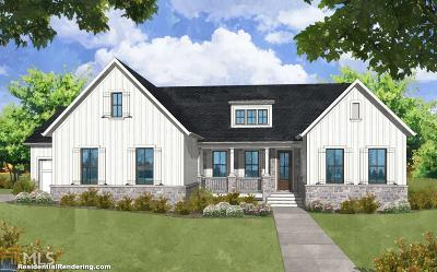 Milton Single Family Home New: 15745 Burdette Ct