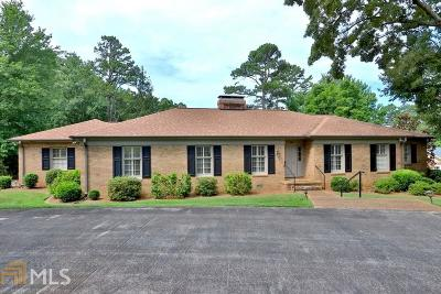 Gainesville Single Family Home For Sale: 607 E Lake Dr