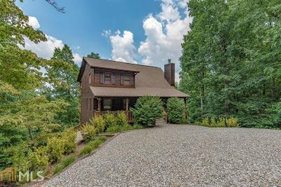 Blairsville Single Family Home For Sale: 428 Walnut Springs Rd