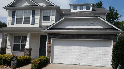 Fairburn Single Family Home New: 811 Murrow Ct
